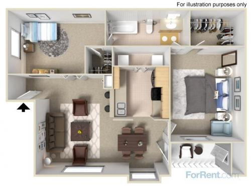 Breakers Apartments, Apartments for Rent, Daytona Beach, South ...